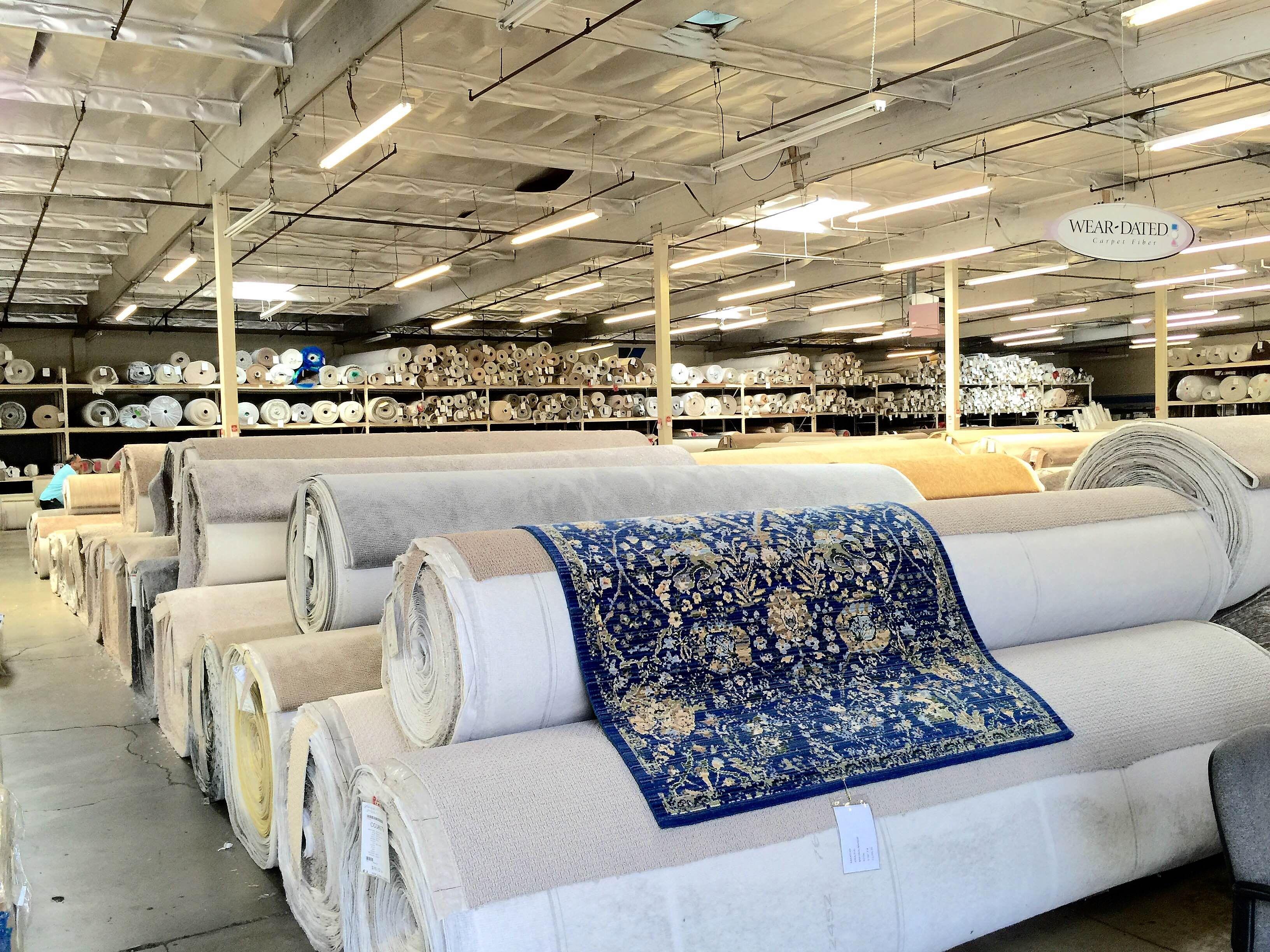 Our Showroom New York Carpets Amp Flooring