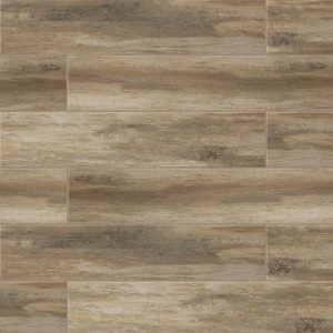 """Distressed 8""""x36"""" Floor & Wall Tile in Ciliegia"""