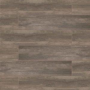 "Distressed 8""x36"" Floor & Wall Tile in Noce"